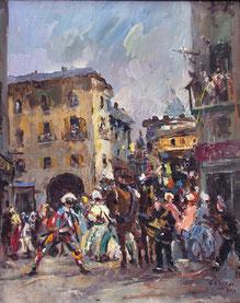 Nr.676 Venezia Carnevale
