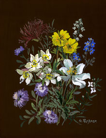 Nr.58  Wiesenblumen
