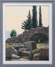 Nr.2896 Ruinenlandschaft