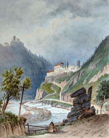 Nr. 3025 Burgen / Schlösser