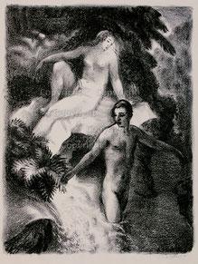 Nr.764 Adam und Eva 1921