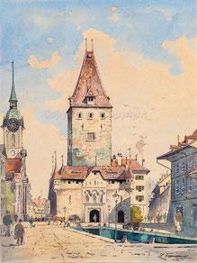 Nr.2530 Alt Bern (Interpretation einer Vorlage von 1892)