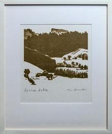 Nr.2716 Winterlandschaft Emmental