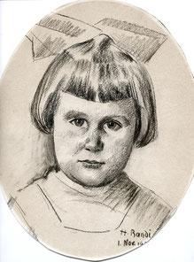 Nr. 0576 Mädchenportrait