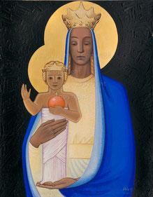 Nr. 611 Maria mit Jesus