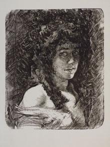 Nr.765 Portrait von Emilie