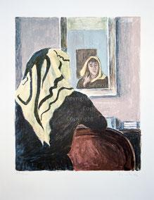 Nr. 1486 Blick in den Spiegel