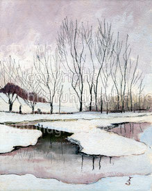 Nr. 44 Winterlandschaft