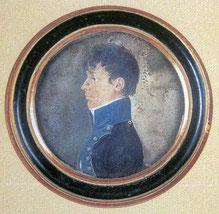 Portrait de Louis Charles Nicolas Lefébure de Cerisy, document Musée Boucher-de-Perthes, livret adulte.mai image 12