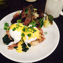 Frühstück New York City - Chelsea Market