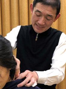 片頭痛にはツボを刺激する鍼灸施術がおすすめです
