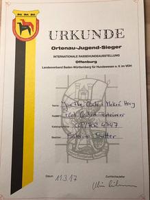 Orthenau-Jugend-Sieger