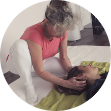 Shiatsu Behandlung bei MAYA LANG, Gesundheitspraxis Lenzburg