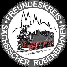 Regionalgruppe Mittelsachsen wird jetzt Freundeskreis Säschsischer Rübenbahnen  (C) Logo D.Pohl 2016