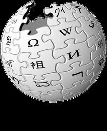 Wikipedia Logo Die freie Enzyklopädie