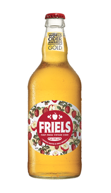 Cidre Friels Vintage France