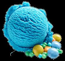 Blaues Eis, Schlumpfeis, Kindereisaroma aroma für kindereis