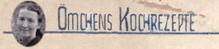 """Banner für """"Ömchens Kochrezepte"""""""