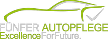 Logo Fünfer Autopflege