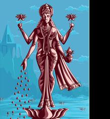 ラクシュミー女神
