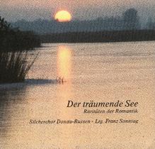 CD-Cover Der träumende See