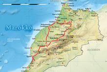 Marokko - Rundreise durch die Königsstädte