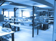 Die SMD-Bestückung (Surface Mounted Device) erfolgt auf unseren vollautomatischen SMT-Bestückungsanlagen
