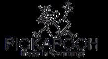 pickapooh logo, Kinder Mützen