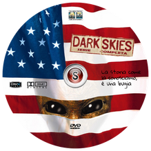 Dark Skies Cover DVD serie completa