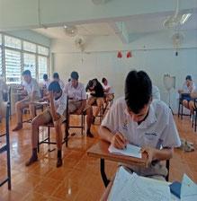Chanrong Anantachomさん(高1,16歳)