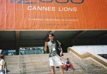 フランス カンヌCMフェスティバル 2000年