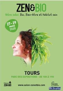 salon bien-etre a Tours - mars 2020 - via energetica, bien-être en touraine