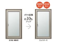 大垣 岐阜 愛知 東海エリア 窓専門店  断熱 樹脂サッシ ガラス面積アップ