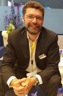 Lars Krosch is COO at time:matters  -  pictures: hs