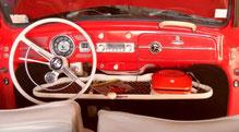 Mange-disques sur VW Coccinelle