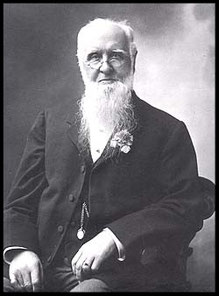 The man himself - this portrait shows Joseph during his later years.