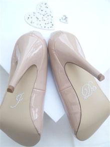 Schuhsticker sind bereits seit vielen Jahren trendy!