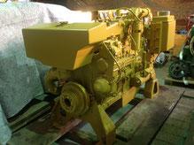 Marine engine CAT 3406 Caterpillar - Lamy Power special deal - Морской мотор в России