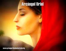 ARCÁNGEL URIEL  II -  INVOCACIÓN PODEROSA  PARA EL DINERO  Y ABUNDANCIA CREADA POR PROSPERIDAD UNIVERSAL - Activa la energía poderosa de Dios para la abundancia plena, suministro de dinero - www.prosperidaduniversal.org