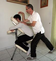 Massage Amma Assis à Peyrestortes, Baixas avec PRO-ZEN 66.