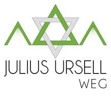 Das Logo des Julius Ursell Weges
