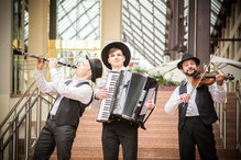 Die Gruppe The Klezmer Tunes