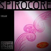 Thomastik Spirocore  Strings for cello to buy