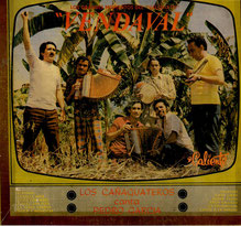 Los Cañaguateros - Sonolux - 1974