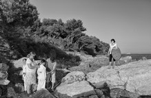 Shooting in St. Tropez/F