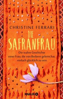 Die Safranfrau von Christine Ferrari
