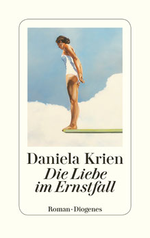 Die Liebe im Ernstfall von Daniela Krien - Deutsche Literatur: Buchtipps, Buchempfehlungen und mehr