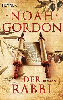 Der Rabbi von Noah Gordon - Buchtipp