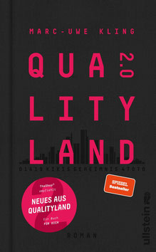 QualityLand 2.0 von Marc-Uwe Kling  - Bestseller