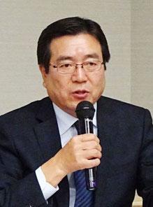 伊藤秀二社長